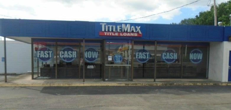 TitleMax Roanoke