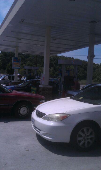 Kroger Gas Station Roanoke