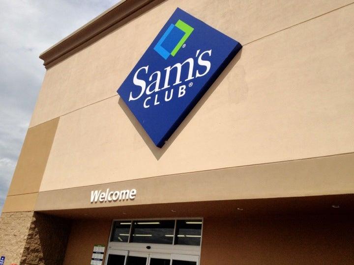 Sam's Club Gas 1455 Towne Square Blvd NW, Roanoke