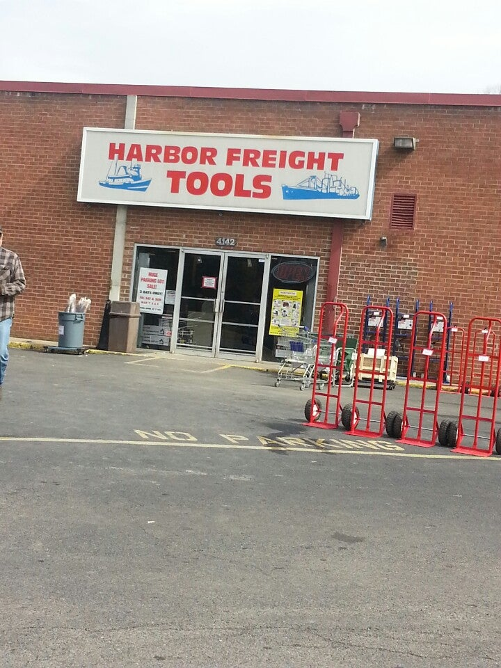 Harbor Freight Tools 4142 Melrose Ave NW Suite 7 Suite 7, Roanoke