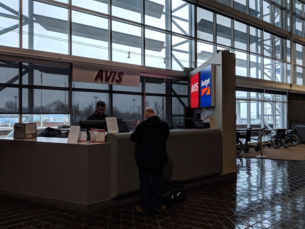 Budget Car Rental Roanoke-Blacksburg Regional Airport, 5202 Aviation Dr NW, Roanoke