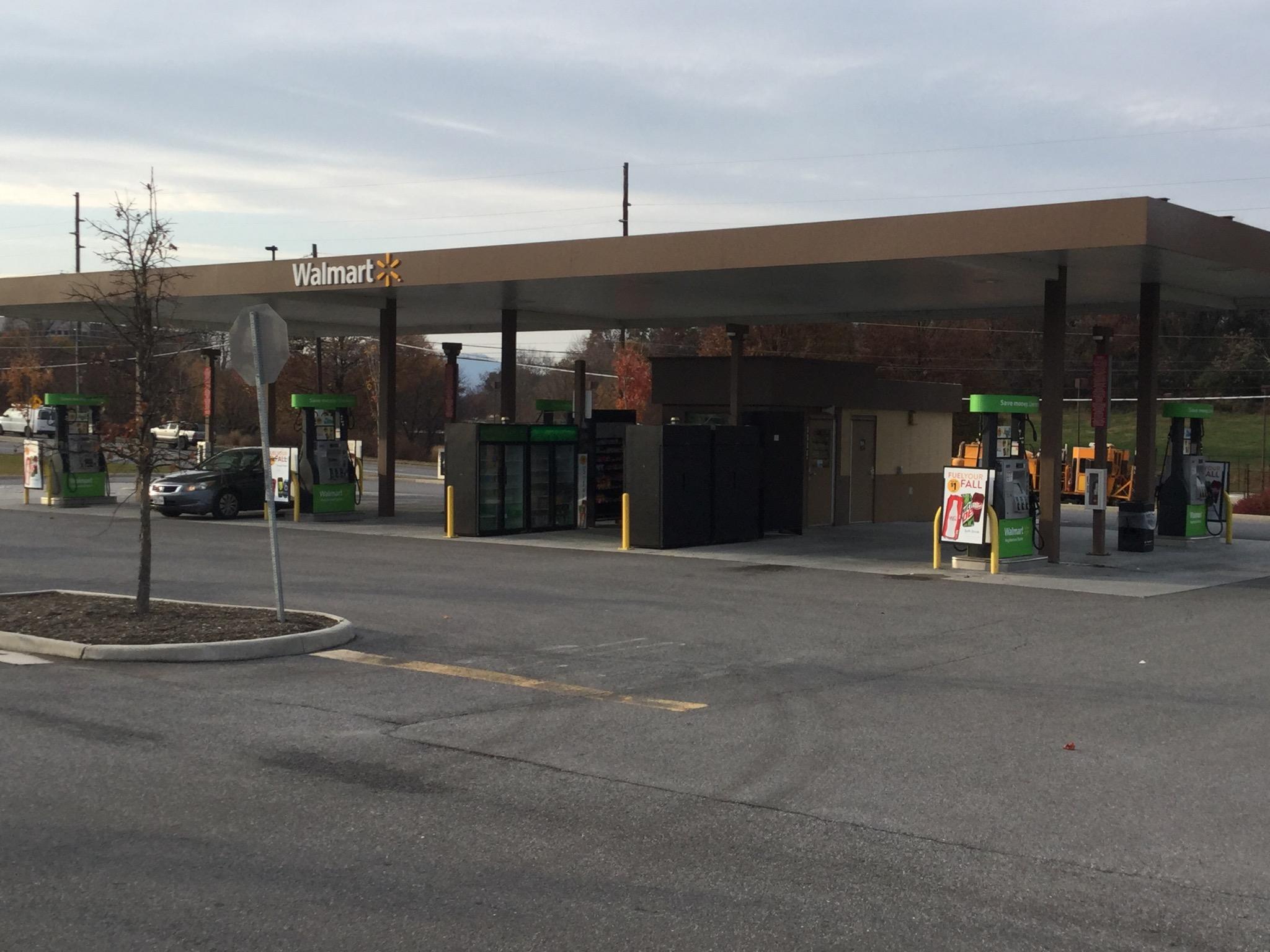 Walmart Gas Station 2141 Dale Ave SE, Roanoke