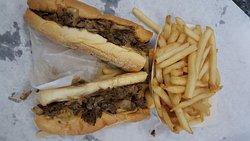 Iggles Cheesesteaks & Burgers