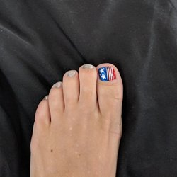 Number 1 Nails & Skin Care