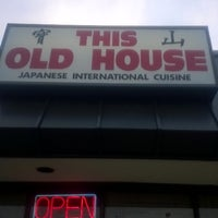 This Old House Japanese Restaurant
