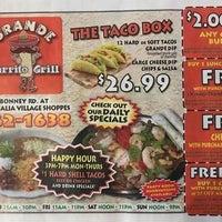 Grande Burrito Grill