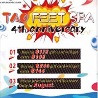 Tao Feet Spa