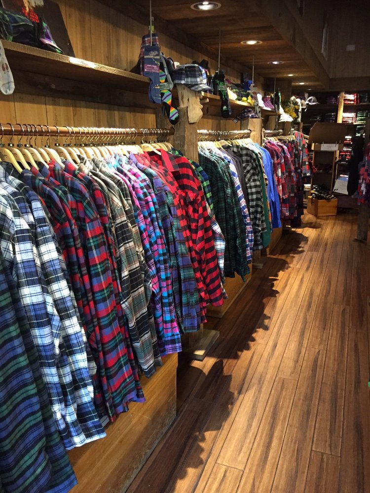The Vermont Flannel Co. 13 Elm St, Woodstock