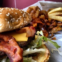 Broiler Bay Hamburgers