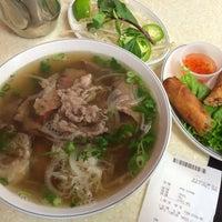 Phở Tái Bellevue Vietnamese Restaurant