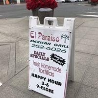 El Paraiso Mexican Grill Everett
