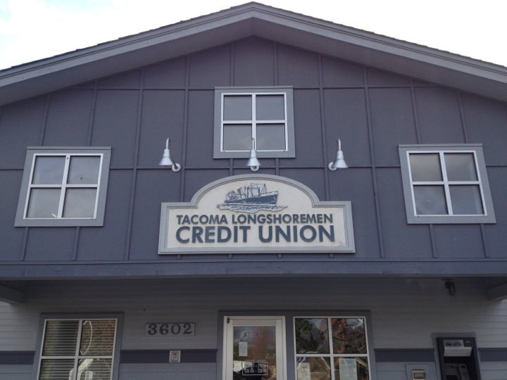 Tacoma Longshoremen Credit Union 3602 Alexander Ave E, Fife