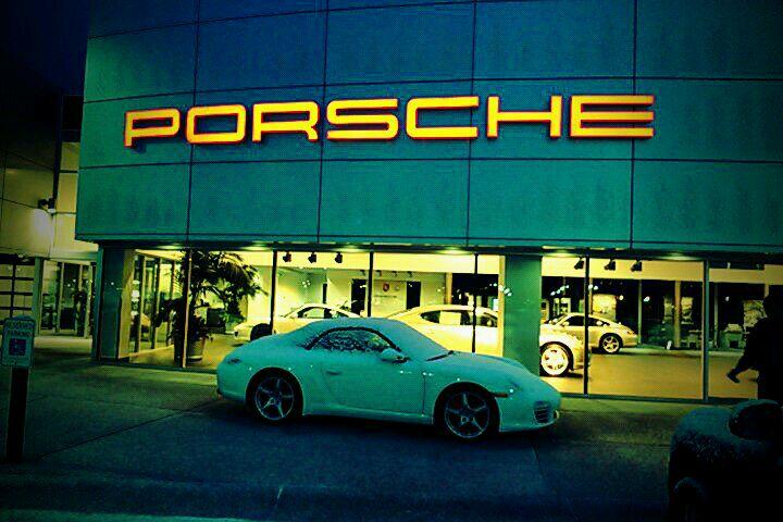 Porsche Tacoma 1701-A Alexander Ave E, Fife