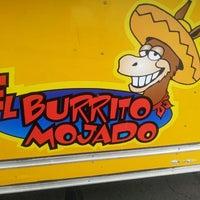 El Burrito Mojado