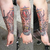 Spidermonkey Tattoos