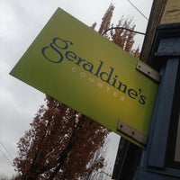 Geraldine's Counter Restaurant