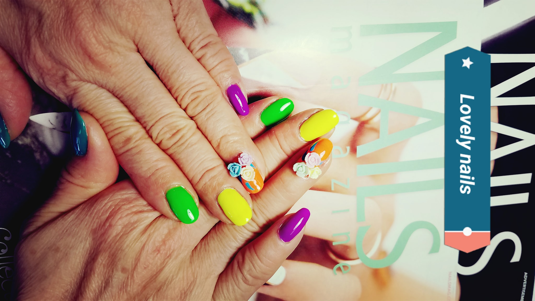 Lovely Nails 10909 Portland Ave E # N, Tacoma