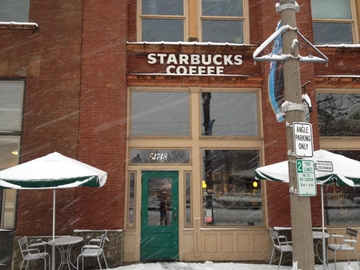 Starbucks Tacoma