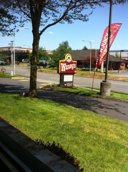 Wendy's Tacoma