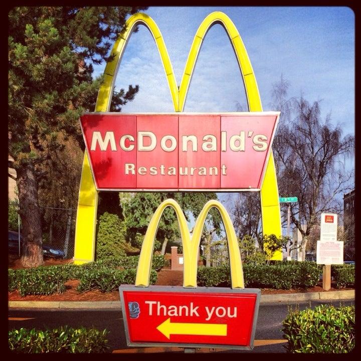 McDonald's Tacoma