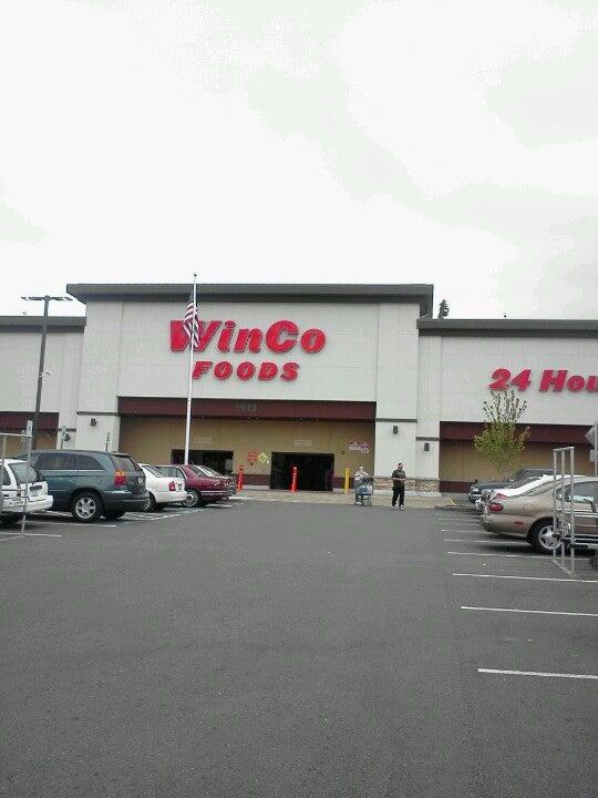 WinCo 1913 S 72nd St, Tacoma