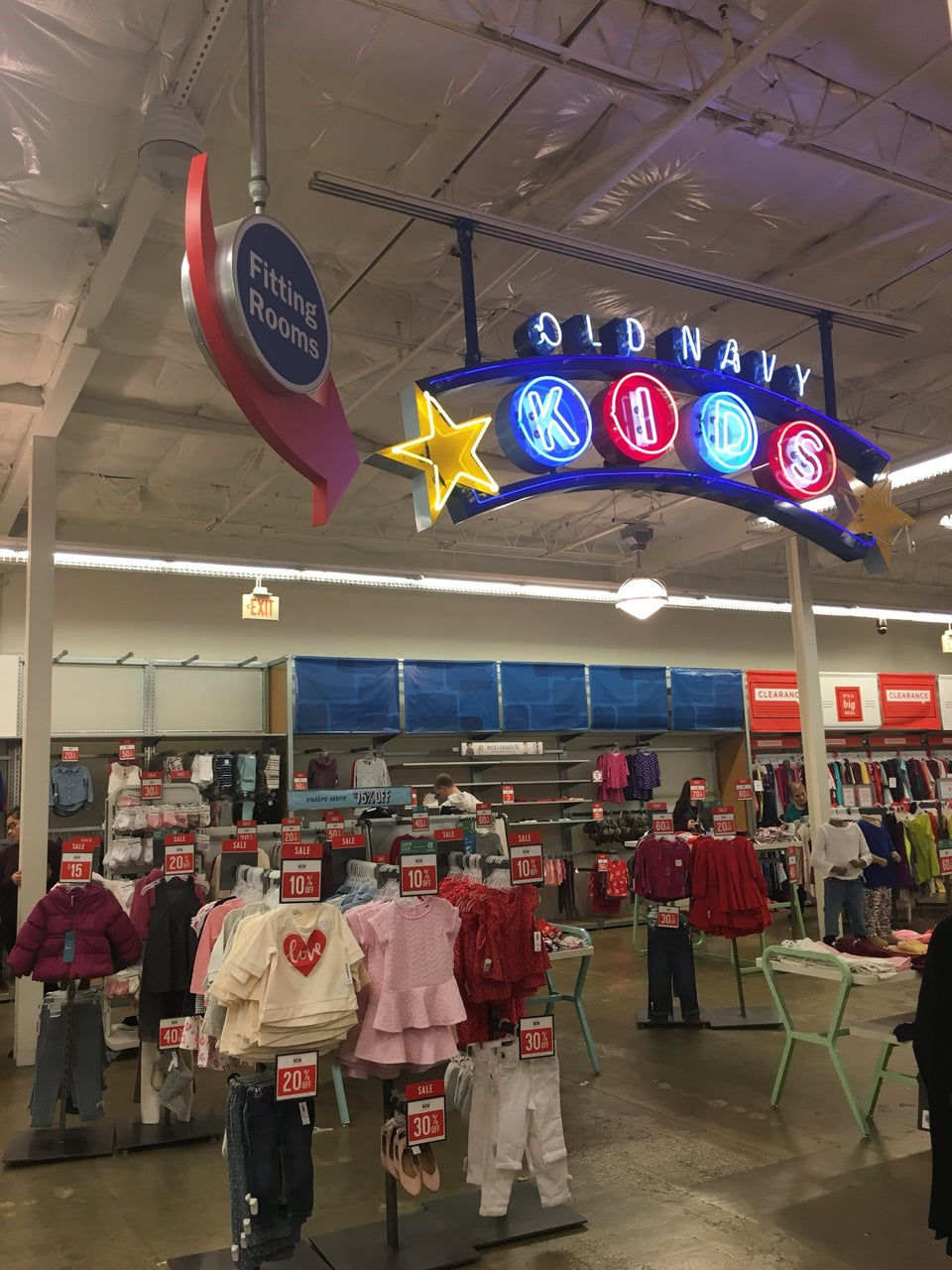 Old Navy 4502 S Steele St SPACE 1018, Tacoma