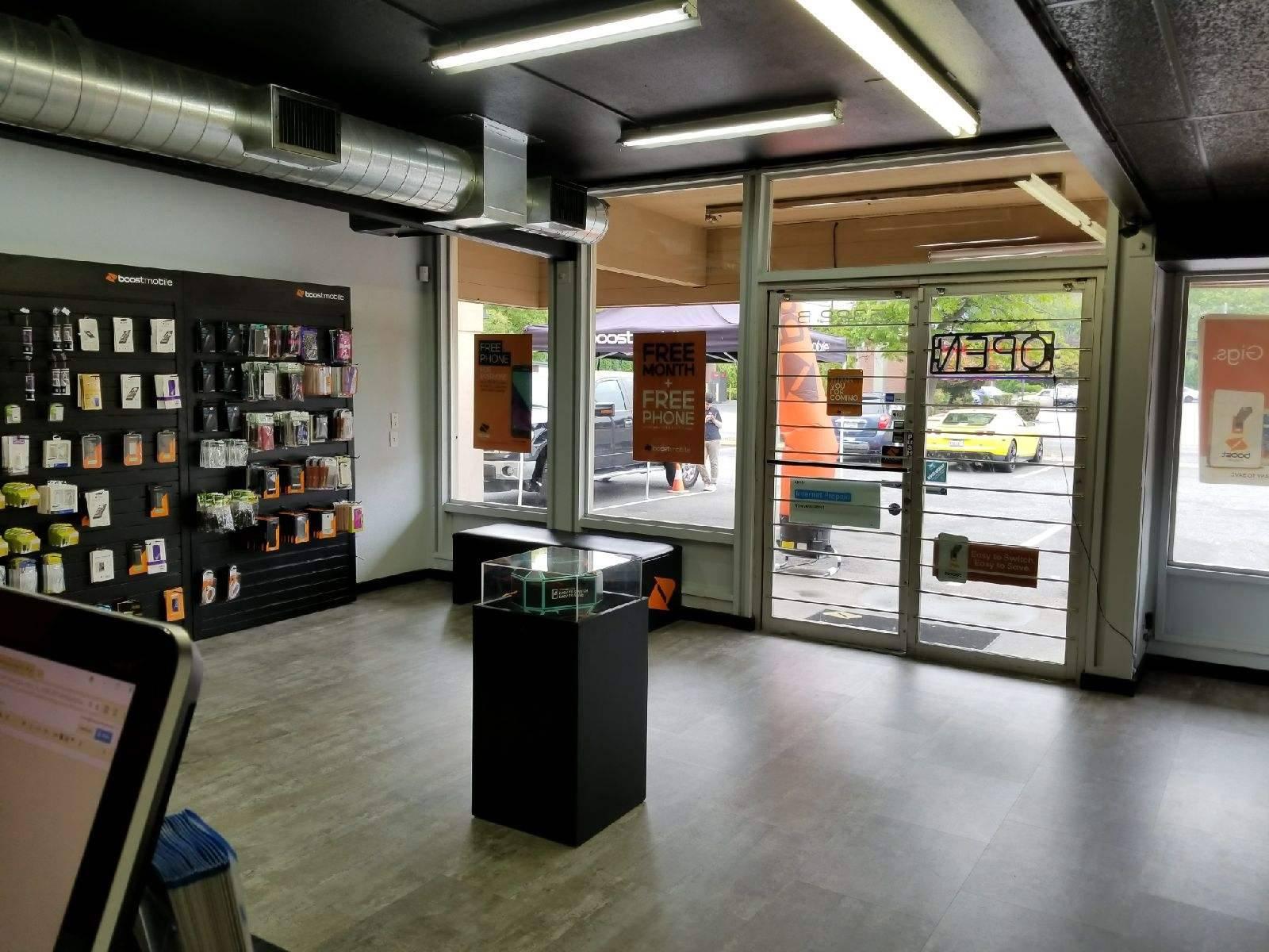 Boost Mobile Tacoma