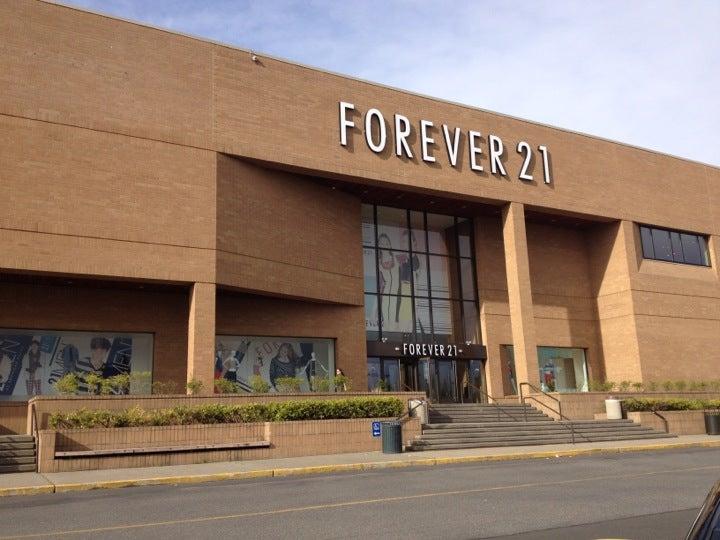 Forever 21 4502 S Steele St #426b, Tacoma