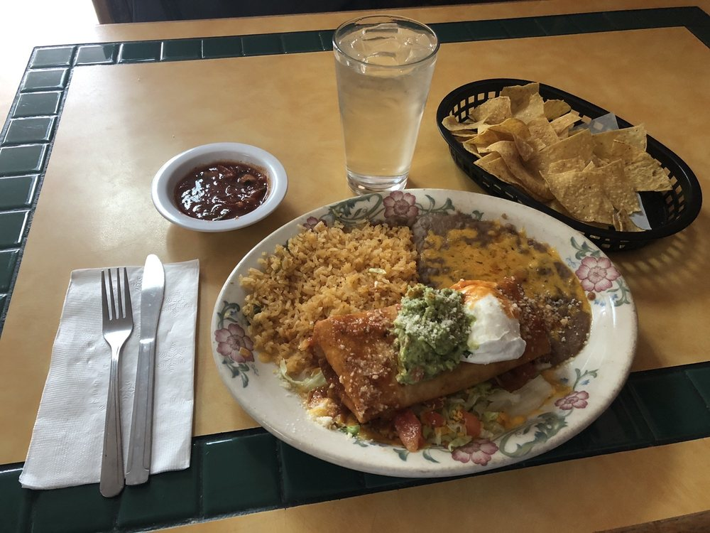 Reyna's Amazing Mexican Restaurant 411 Garfield St S, Tacoma