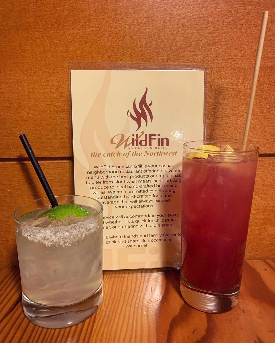 WildFin American Grill - Tacoma 5115 Grand Loop, Tacoma