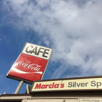 Marcia's Silver Spoon Cafe
