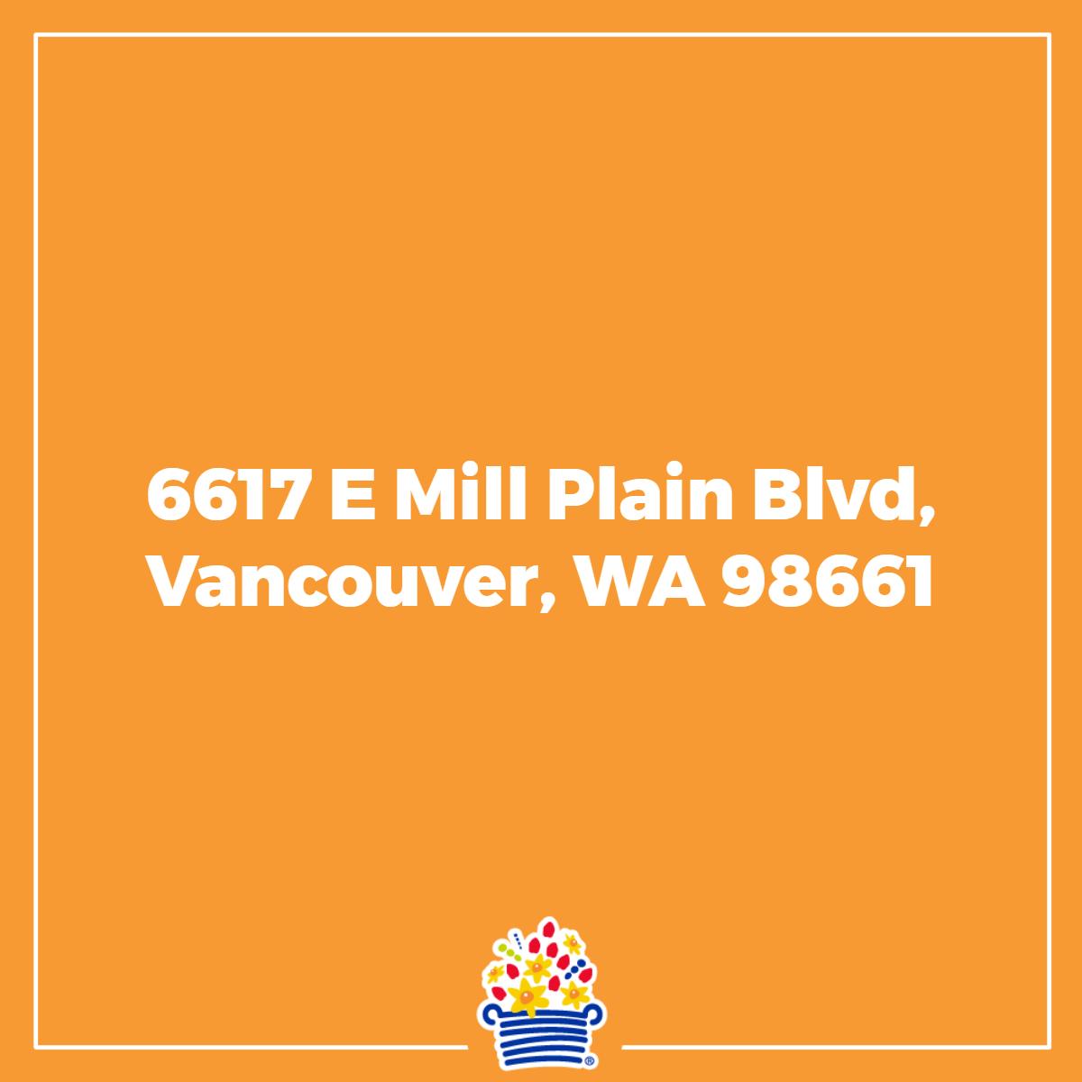 Edible Arrangements 6617 E Mill Plain Blvd, Vancouver