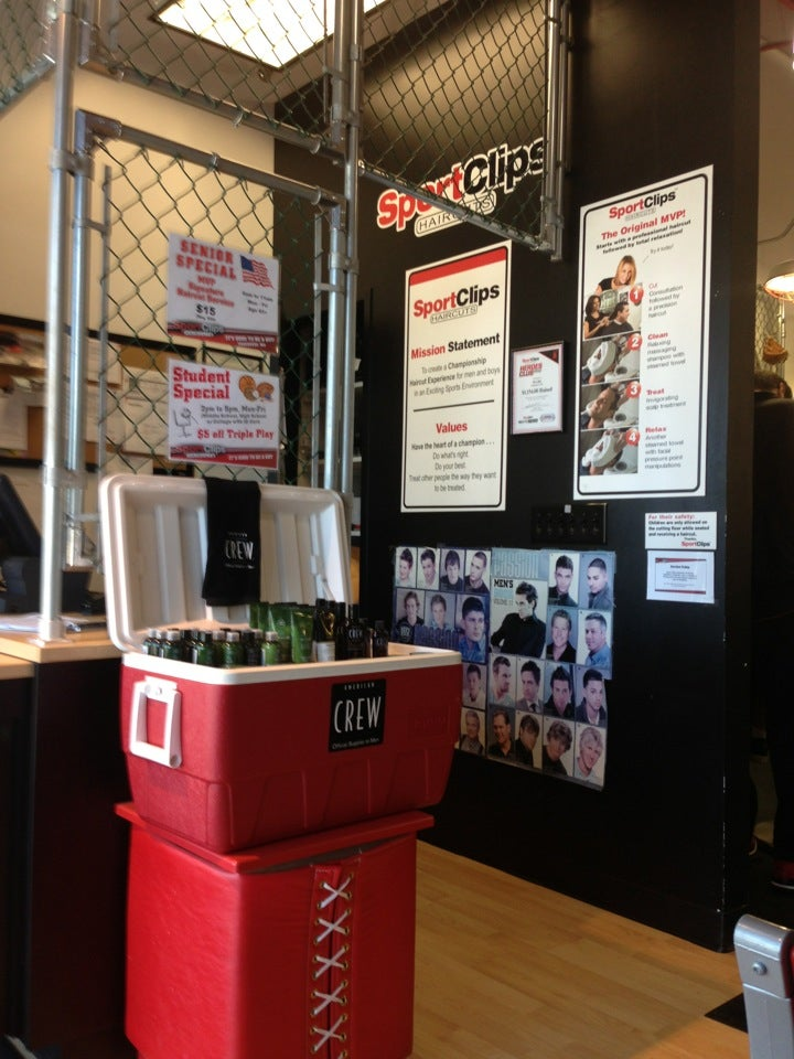 Sport Clips Vancouver