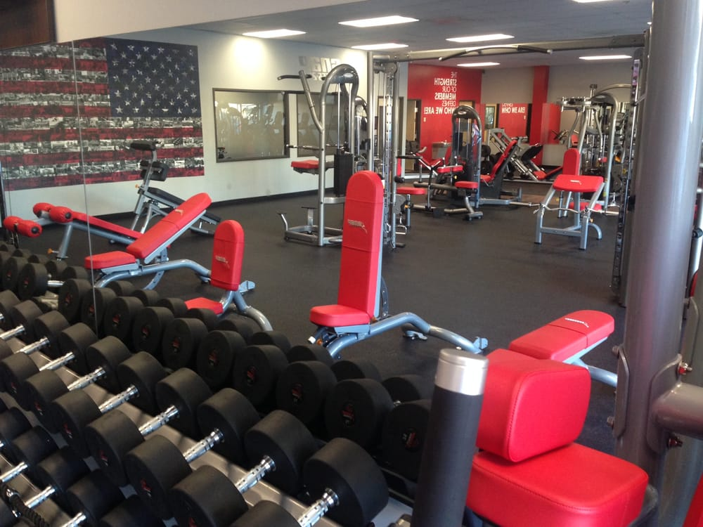 Snap Fitness 14313 NE 20th Ave #102a, Vancouver