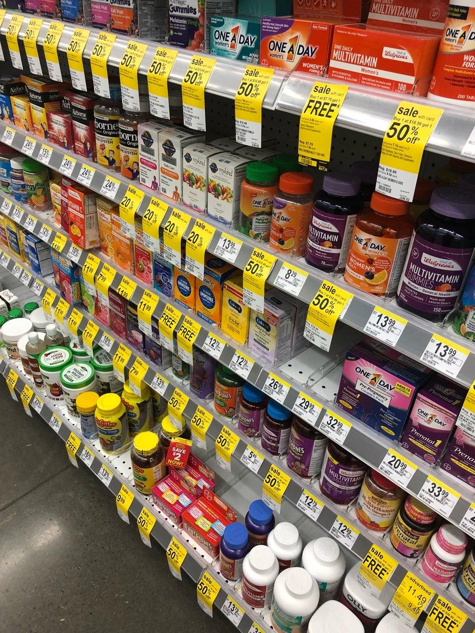 Walgreens Pharmacy Vancouver