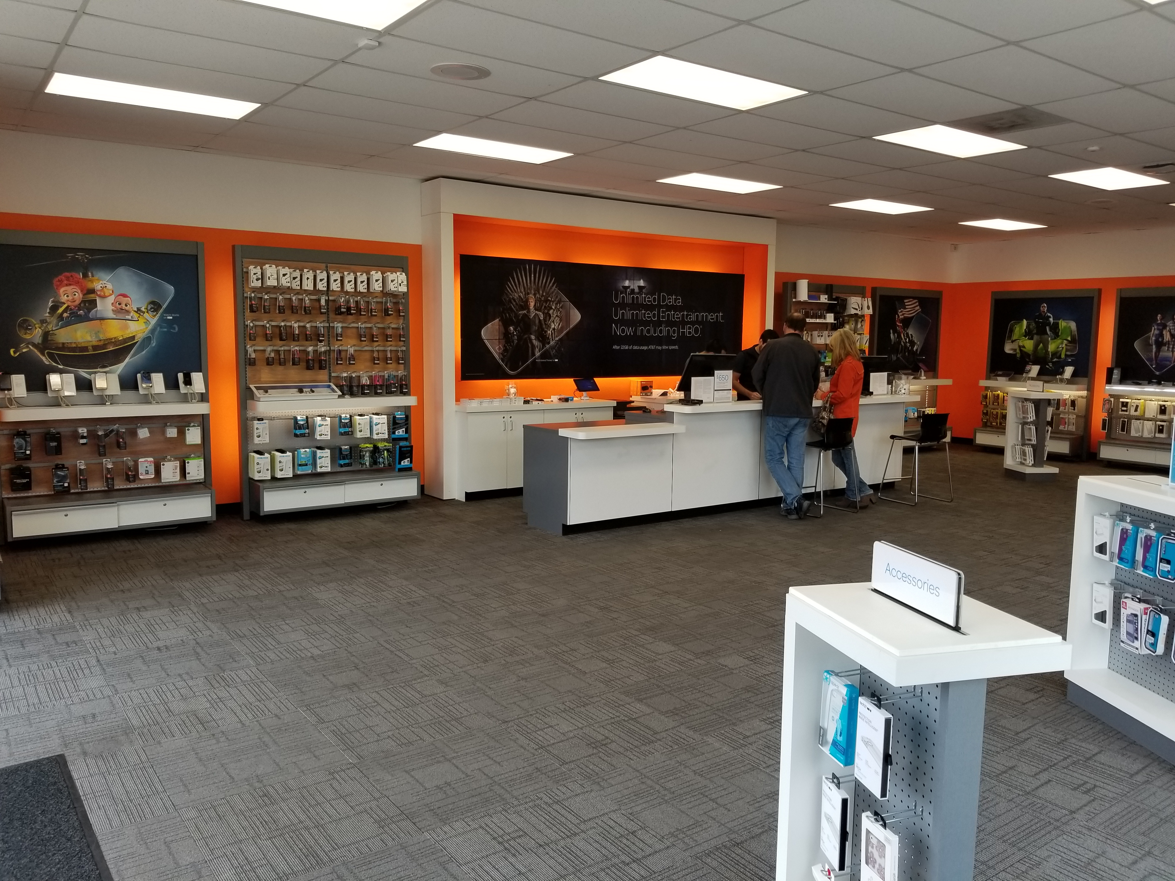 AT&T Vancouver