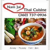 Nam Jai Thai Cuisine