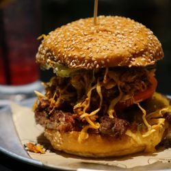 Stack 571 Burger & Whiskey Bar - Vancouver