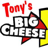 Tonys Big Cheese Pizza