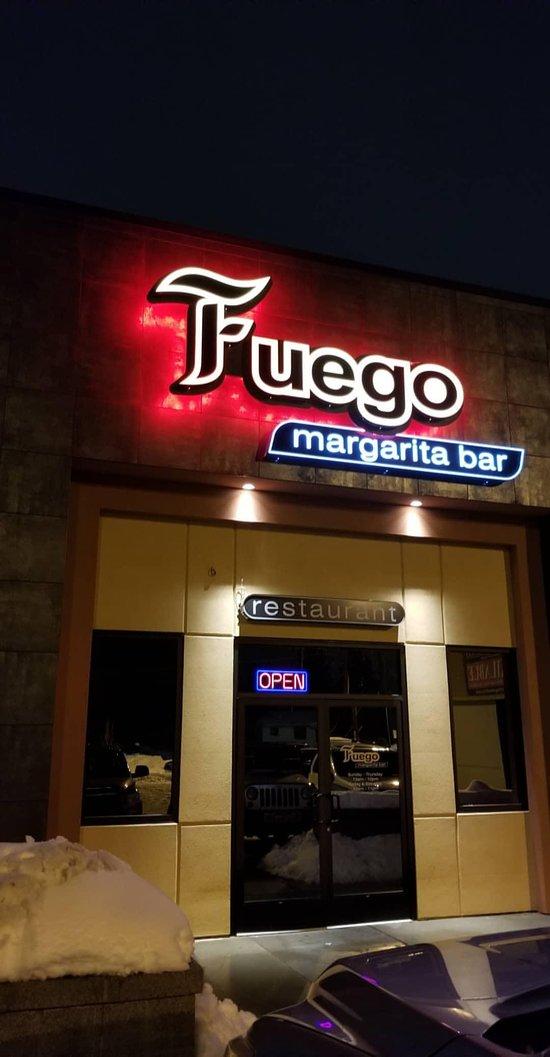 Fuego Margarita Bar