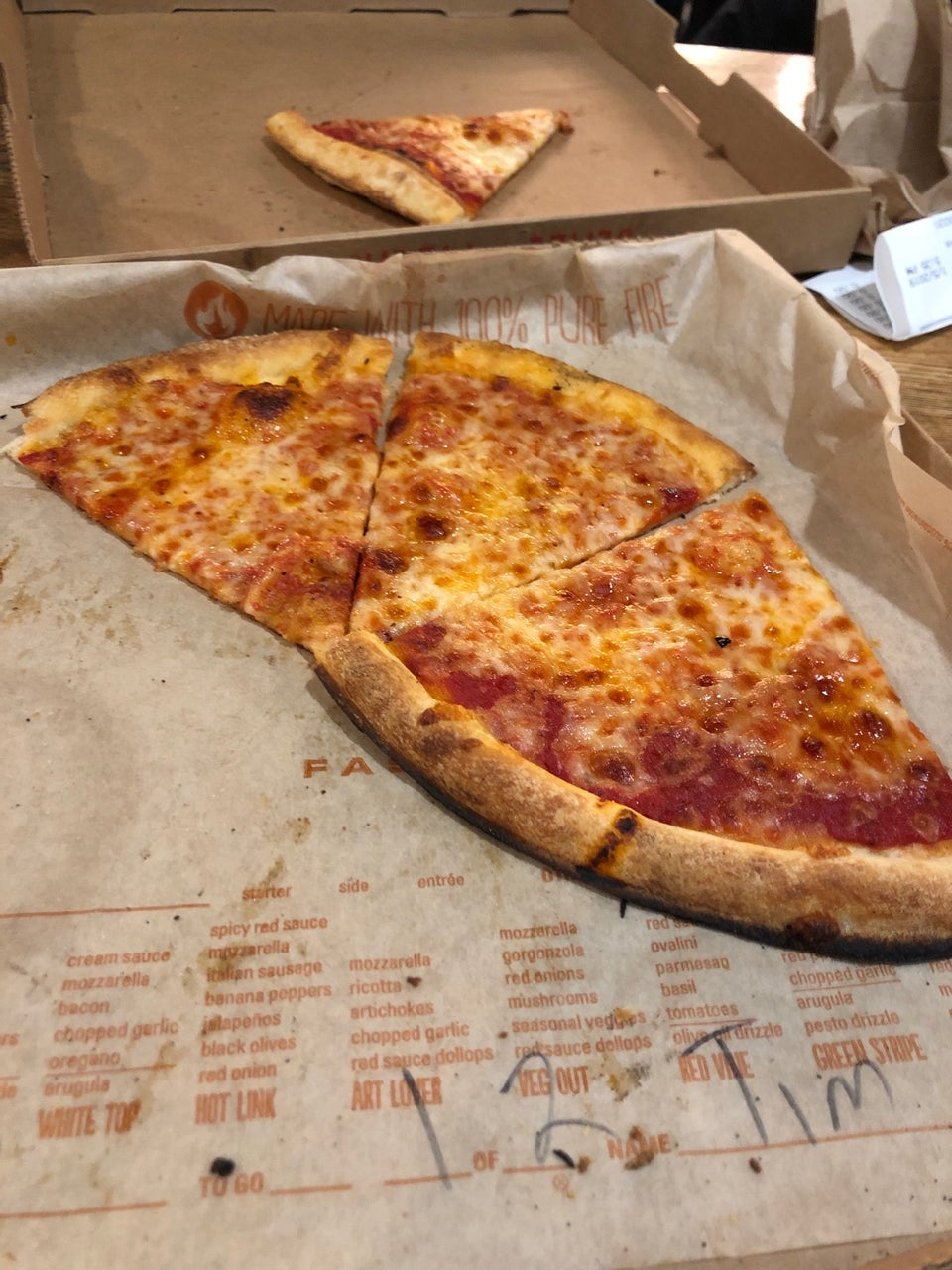 Blaze Pizza 5734 N Bayshore Dr, Glendale