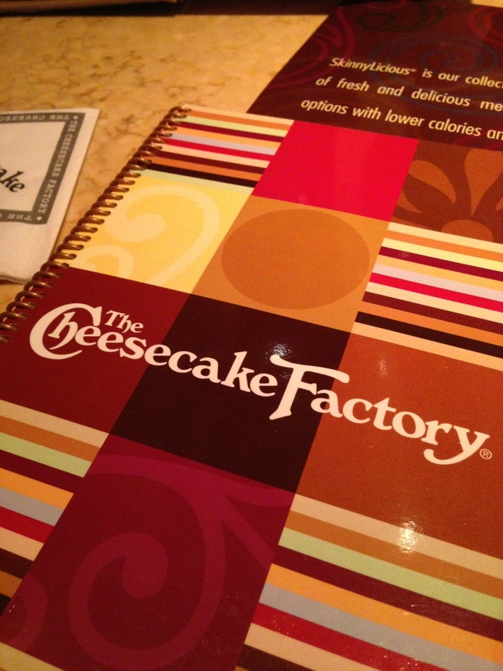 The Cheesecake Factory 5799 N Bayshore Dr, Glendale