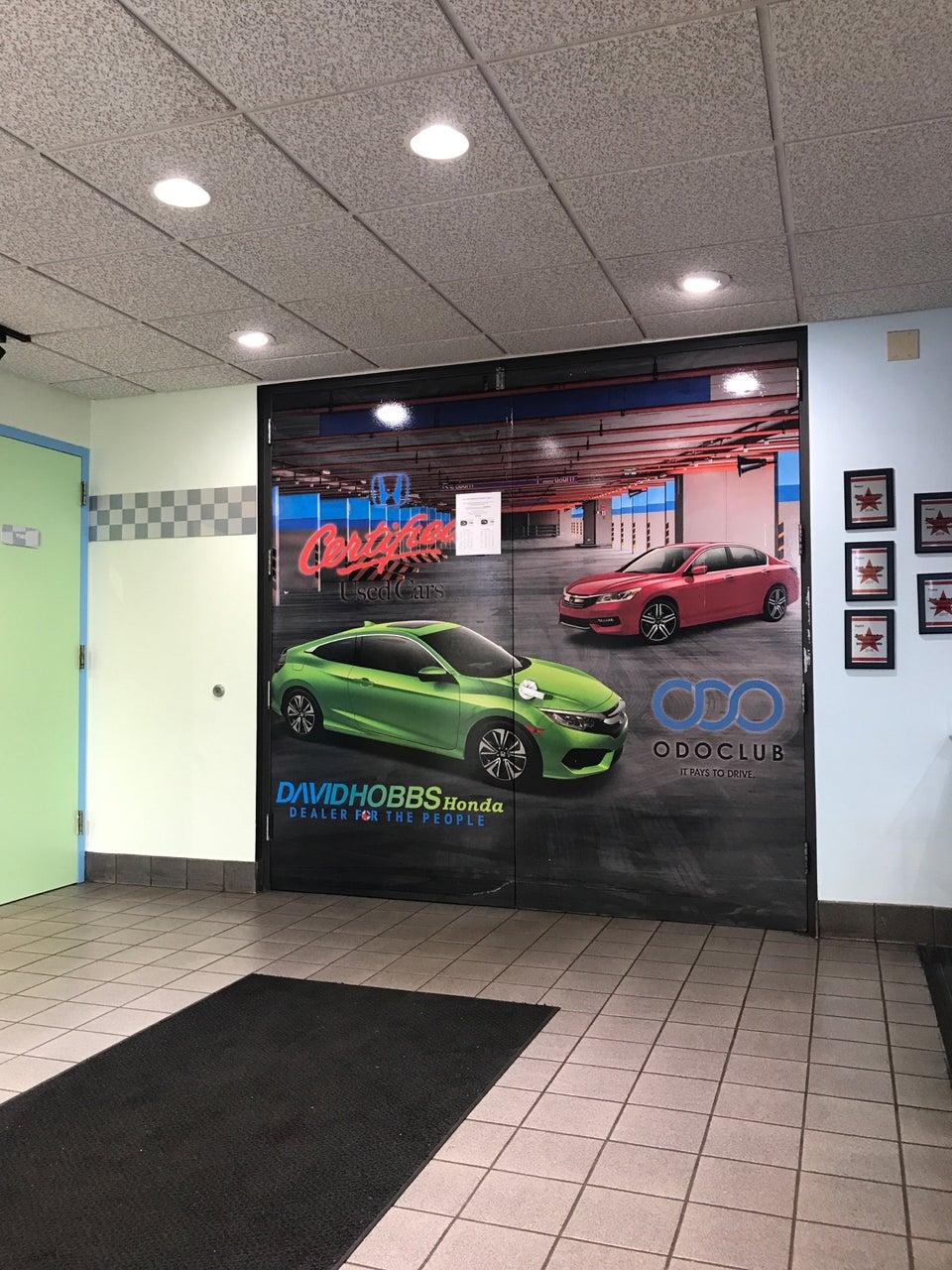 David Hobbs Honda 6100 N Green Bay Ave, Glendale