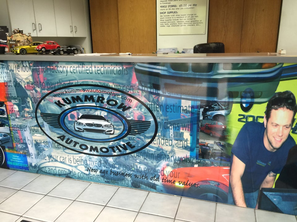 Kummrow Automotive LLC 2201 W Bender Rd, Glendale