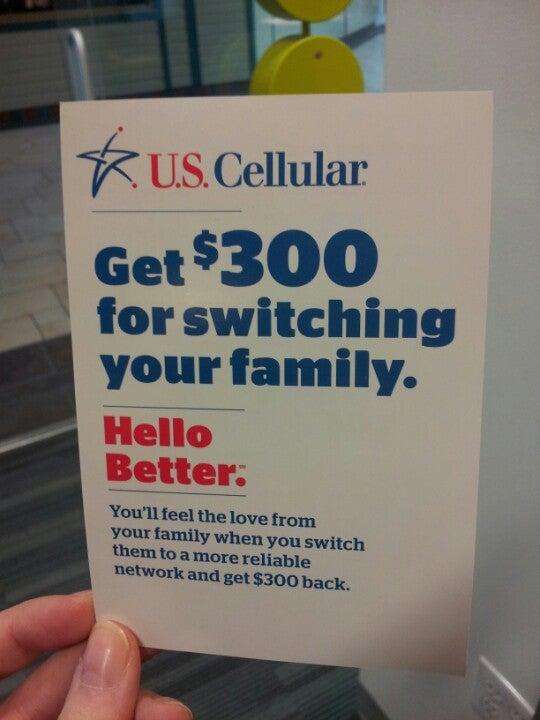 U.S. Cellular 5670 N Port Washington Rd, Glendale