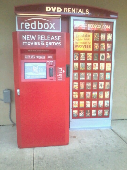Redbox Green Bay