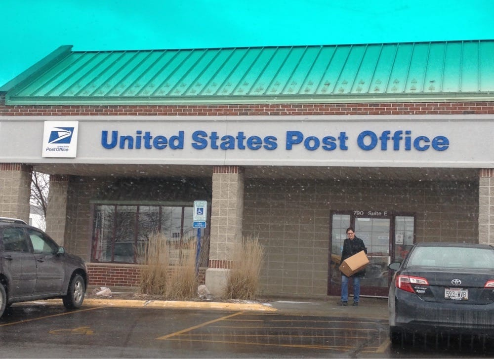 USPS Green Bay