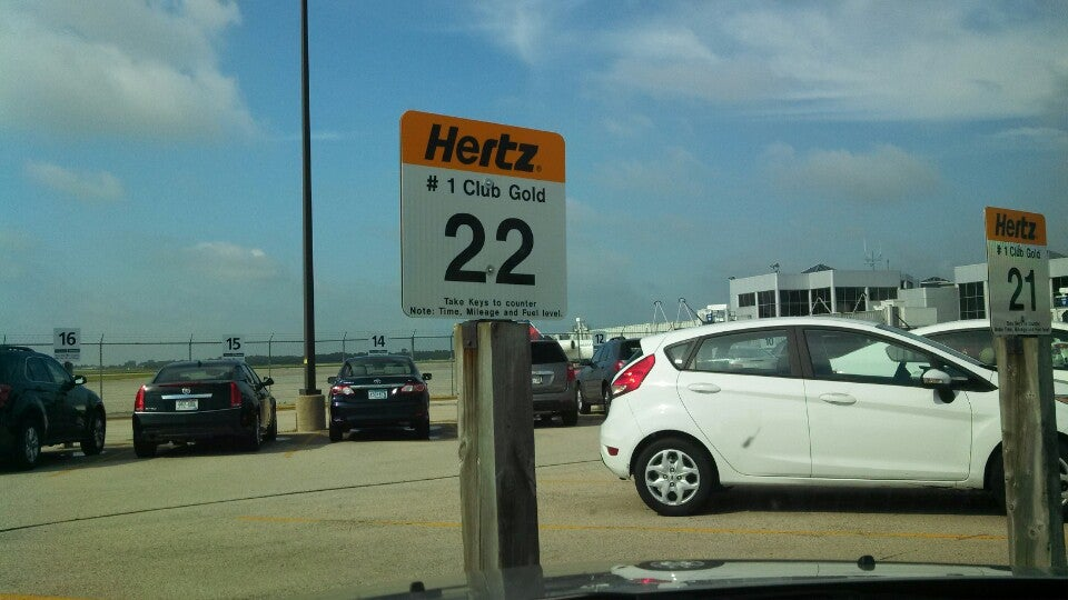 Hertz Green Bay