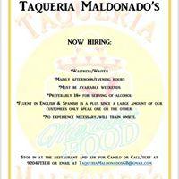 Taqueria Maldonado's