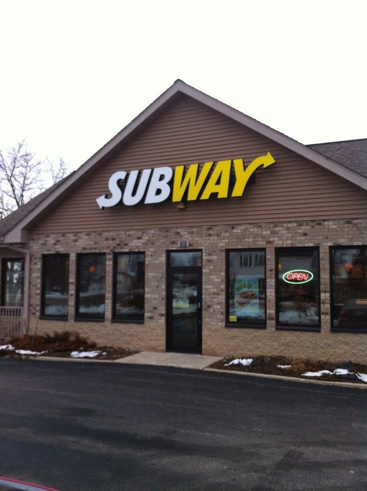 Subway Restaurants 720 Madison Ave, Howards Grove